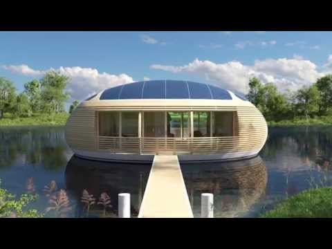 EcoFloLife | WaterNest 100 by Giancarlo Zema