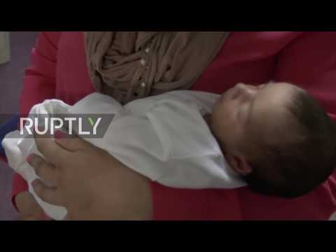 State of Palestine: Meet Bashar Al-Assad, a child born to Palestinian parents