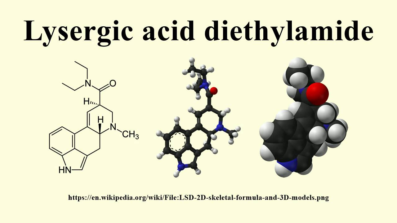 lysergic acid diethylamide Lysergic acid diethylamide, abbreviated lsd or lsd-25, also known as lysergide (inn) and lsd is lysergic acid diethylamide lsd was discovered in 1938 it is manufactured from ergot, a fungus.
