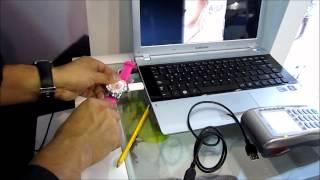 Demostración del Reloj Celular