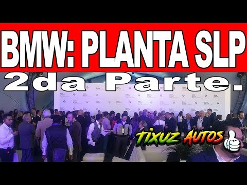 BMW: Apertura Centro de Entrenamiento San Luis Potosí -  Parte 2