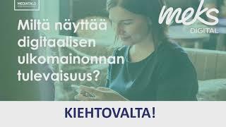 HOT or NOT 2018 | Esa Rimpiläinen, MEKS Digital / Mediatalo Keskisuomalainen