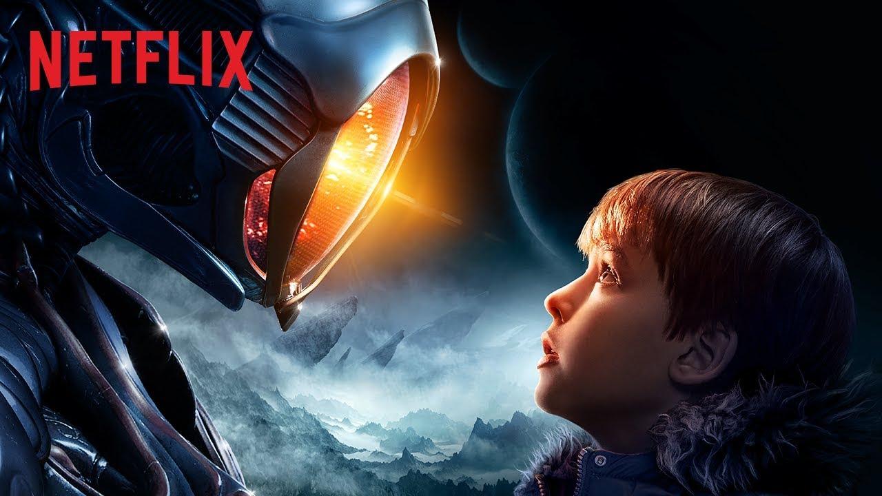 Download Lost in Space | Trailer ufficiale | Netflix Italia