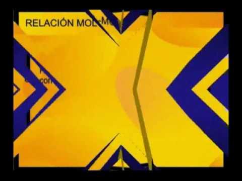 Relación Mol Mol