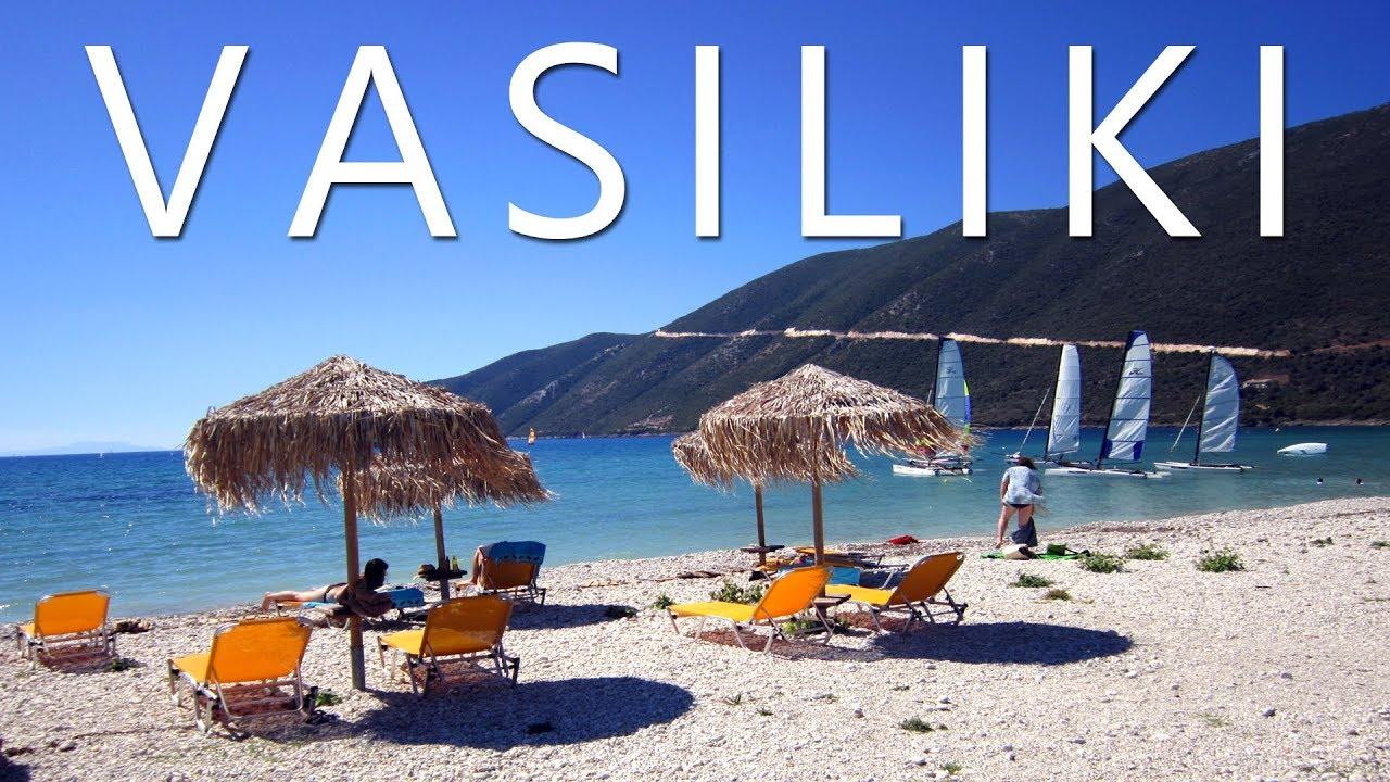 Vasiliki Lefkada, Greece - Βασιλική Λευκάδα, Ελλάδα