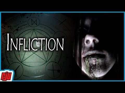 Infliction Demo | Indie Horror Game | PC Gameplay Walkthrough