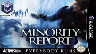 Longplay of Minority Report: Everybody Runs