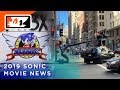 2019 #SonicMovie - New Filming Spotted in #SanFrancisco! 2 New Actresses Confirmed! (#SonicNews)