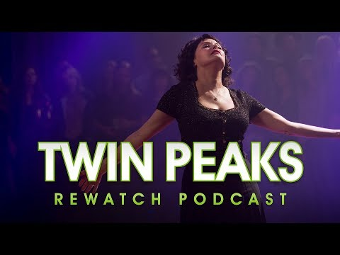 Twin Peaks S3 Ep. 16 Discussion (Twin Peaks Rewatch Podcast)