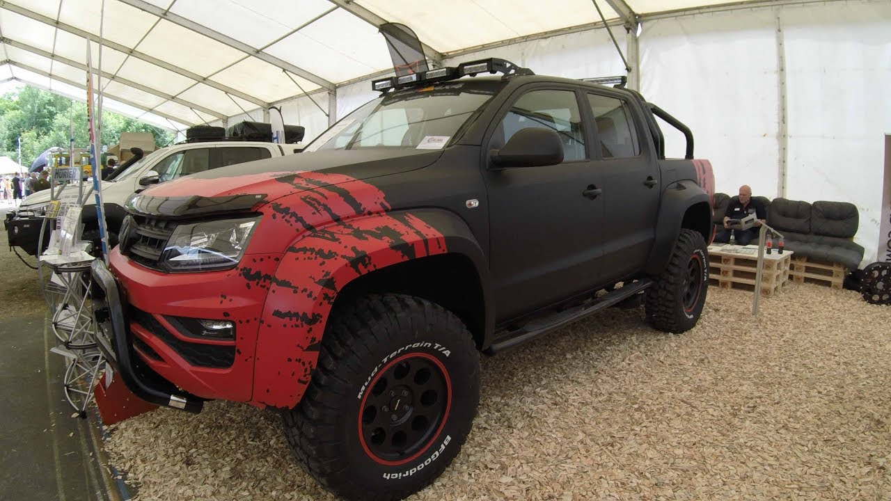Vw Amarok V6 New Model 2017 Offroad Tuning By Delta