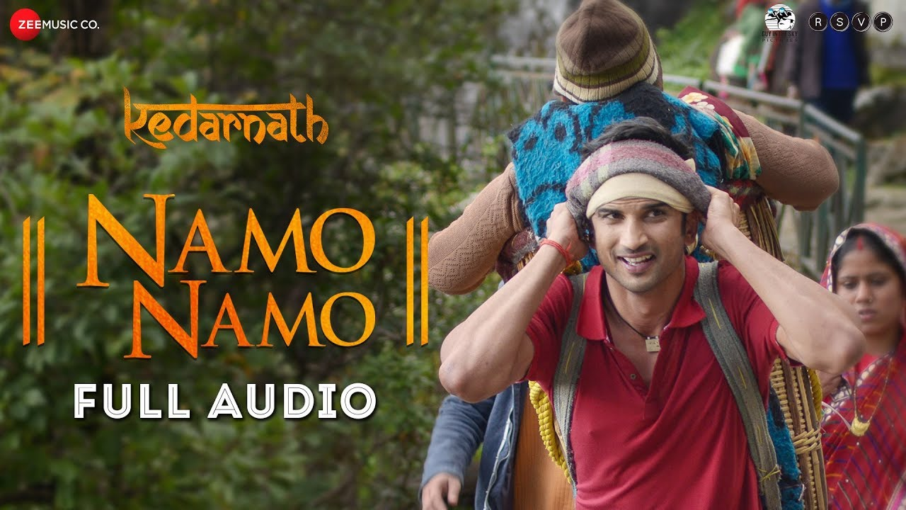 Kedarnath film video song download