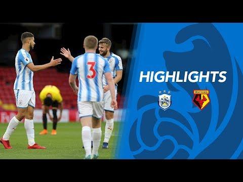 HIGHLIGHTS: Watford 3-4 Huddersfield Town U23s