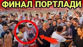 ТЕМИР ХОТИН ФИНАЛИ ИНТЕРНЕТНИ ПОРТЛАТИБ ЮБОРДИ...