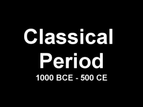 Classical Period Intro part 1