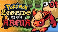 Pokemon Legends of The Arena