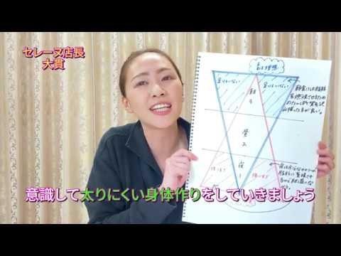 【太りにくい身体作りのための食事】東戸塚セレーヌ 大貫