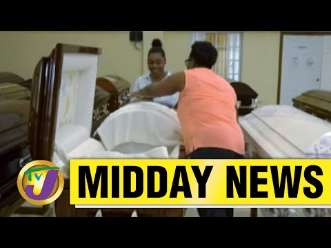 Almost 200 Nurses in Jamaica Now Positive with Covid -19   TVJ News