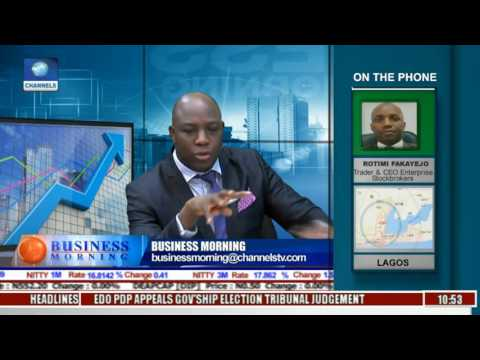 Business Morning: Equities Market Review 05/05/17