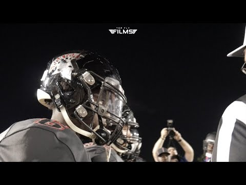South Dade Vs. Southridge Spartans | Varsity Football