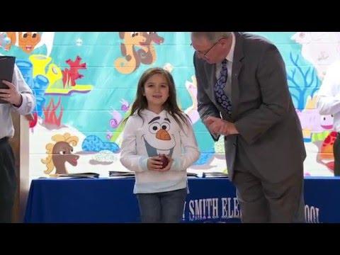 Kelley Smith Elementary School Terrific Kids 1-22-16