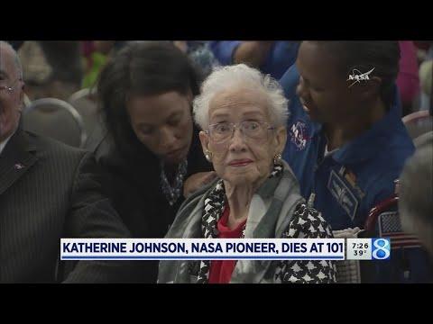 Katherine Johnson, NASA Pioneer, Dies At 101