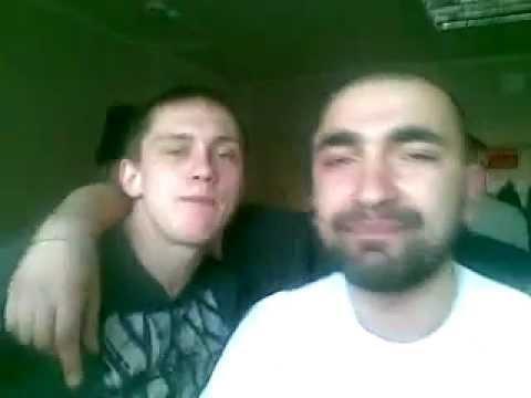 пацаны заорали на студии анденграунд реп города омска