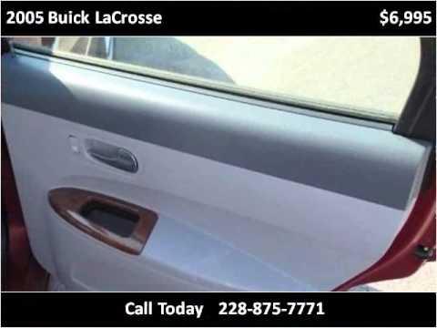 2005 Buick LaCrosse Used Cars Ocean Springs MS