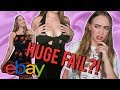TRYING ON CHEAP EBAY DRESSES | ARE THEY WORTH IT?!
