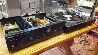 Kenwood KA-4010 stereo amplifi…