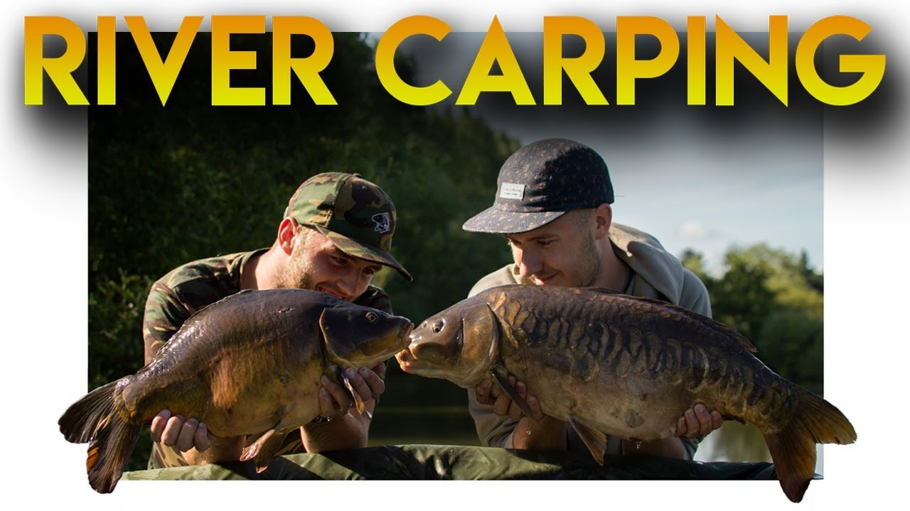 RIVER CARP FISHING: Go With The Flow *June 16th* - YouTube
