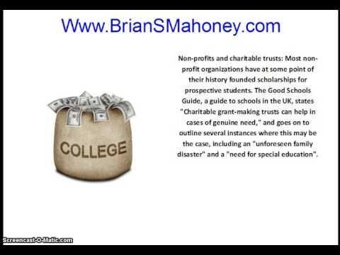 Weird Scholarships | College Board Scholarships | Full tuition Scholarships | Transfer Scholarships