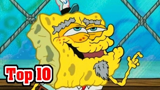 Top 10 AMAZING Spongebob SquarePants FACTS