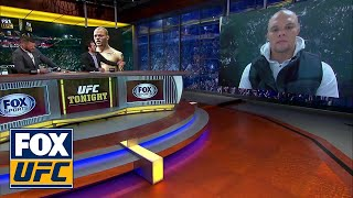 Anthony Smith talks with the UFC on FOX crew | INTERVIEW | UFC TONIGHT