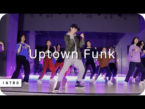 Uptown Funk (Feat. Bruno Mars) - Mark Ronson | DDongTae Choreography | INTRO Dance Music Studio