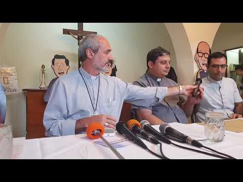 Obispo: Anunciaron actividades sobre la beatificación de los mártires