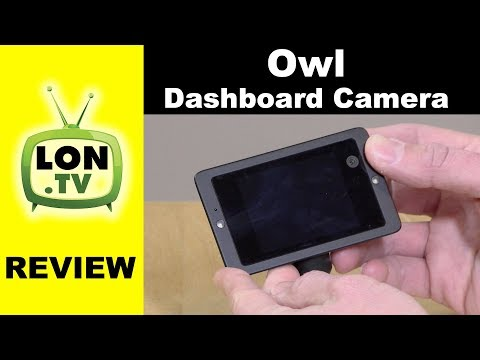 Owl Car Cam Review - Security Camera For Cars With Dashcam Functionality