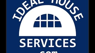 Ideal House Services Arctic Steamer Ice Dam Removal Demonstration Minneapolis, Minnesota