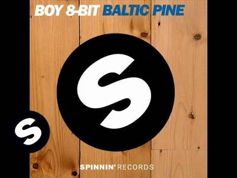 Boy 8-bit - Baltic Pine (Baramuda Remix)