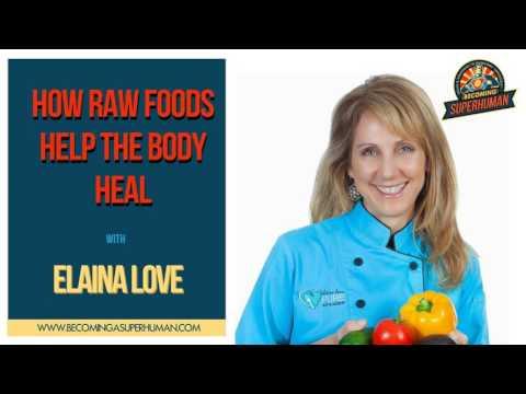 Ep. 111: Elaina Love On How Raw Foods Help The Body Heal