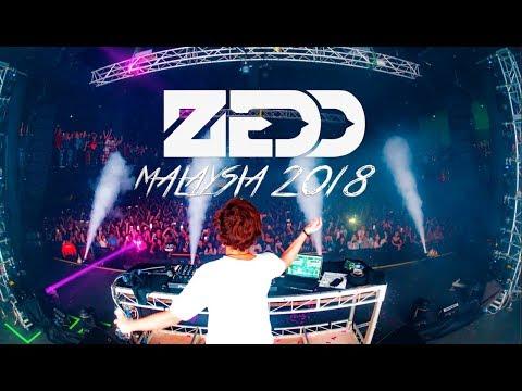 ZEDD - ECHO TOUR 2018 (MALAYSIA) FULL CONCERT