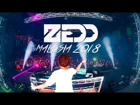 ZEDD - ECHO TOUR 2018 MALAYSIA  CONCERT