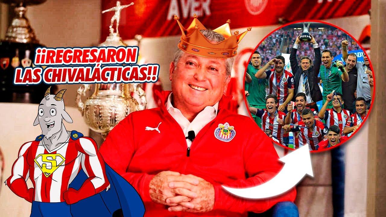 5 RAZONES de por qué Vucetich es lo MEJOR QUE LE HA PASADO a Chivas desde que se FUE ALMEYDA