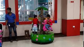 Mini Carousel Ride | Super Amusement Games