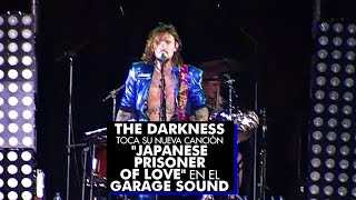 "The Darkness toca su nueva canción ""Japanese Prisoner of Love"" en el Garage Sound Festival"