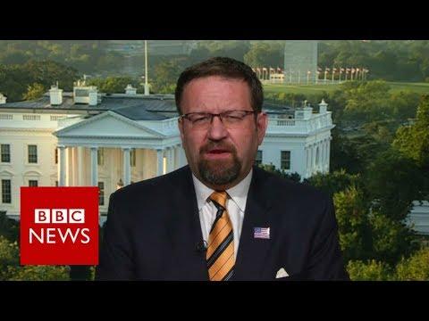 Sebastian Gorka on Alabama election, Donald Trump & Hillary Clinton - BBC News