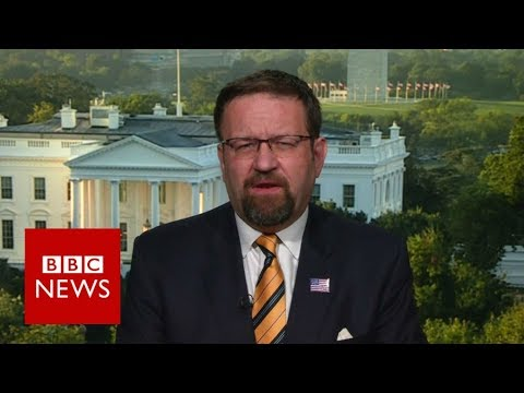 Sebastian Gorka on Alabama election, Donald Trump & Hillary Clinton - BBC News