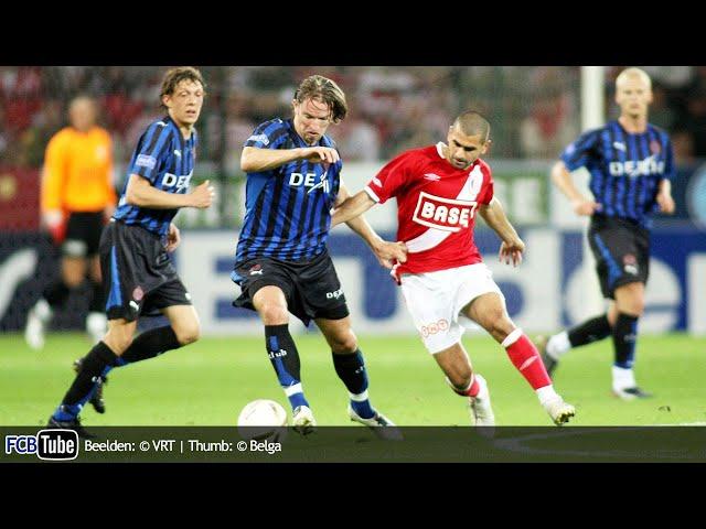 2007-2008 - Jupiler Pro League - 05. Standard - Club Brugge 2-1