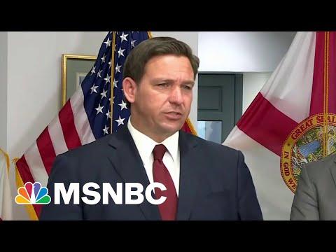 Covid Experts Send Message To Floridians Amid DeSantis Disinformation