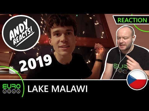CZECH REPUBLIC EUROVISION 2019 REACTION: Lake Malawi - 'Friend Of A Friend' | ANDY REACTS!