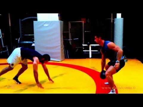 David Costa - Fitness Model: Swing Haltères Spécial @ Battling Club Paris - www.davidcosta.fr
